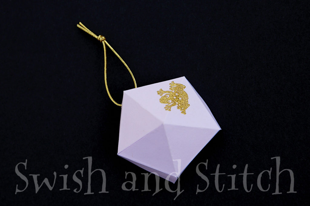 Diy Harry Potter Inspired Chocolate Frog Boxes Swish And Stitch